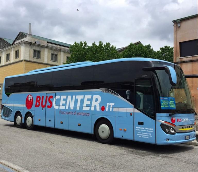 Buscenter - автобусная компания Италии