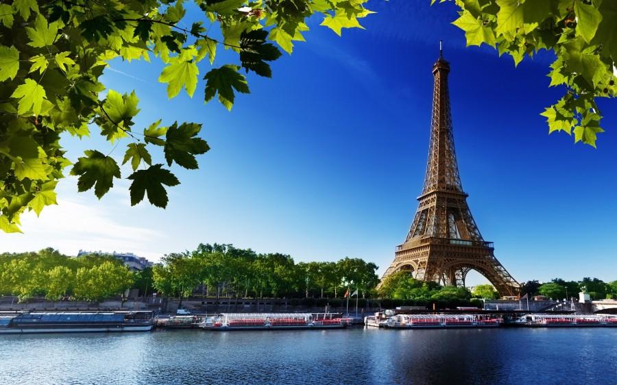 Париж 2020