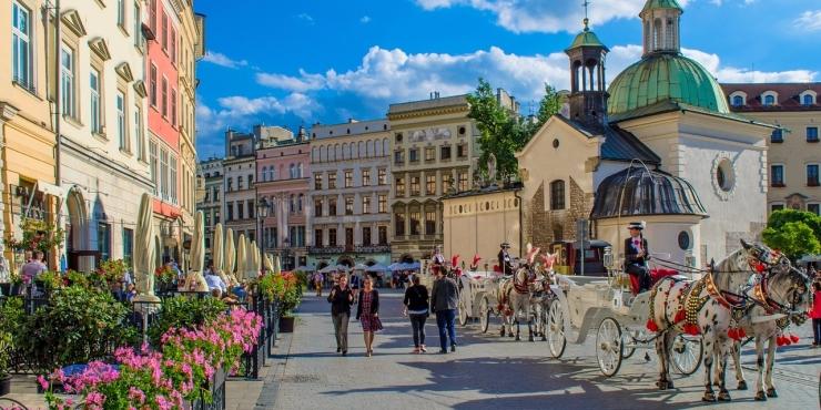 Польша 2020