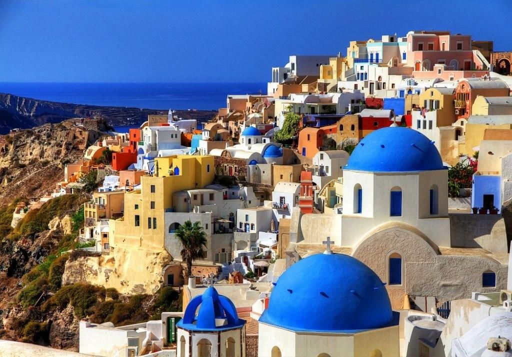 Греция 2020 - 1 июля 2020
